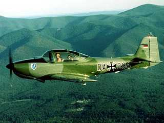 1960 Focke Wulf P 149 D For Sale