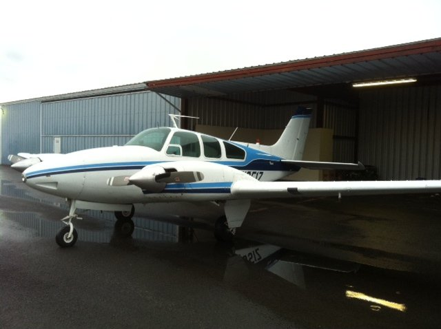 1961 Beech 55 Baron For Sale