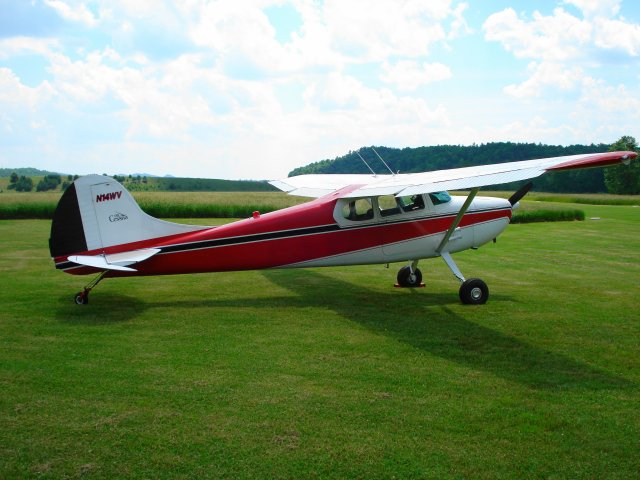 1953 cessna 170b for sale