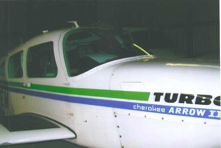1977 Piper Pa 28r 201t Turbo Arrow Iii For Sale