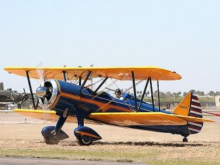 Stearman (Boeing) Model 75