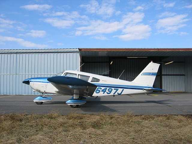 1968 Piper Cherokee 180d For Sale