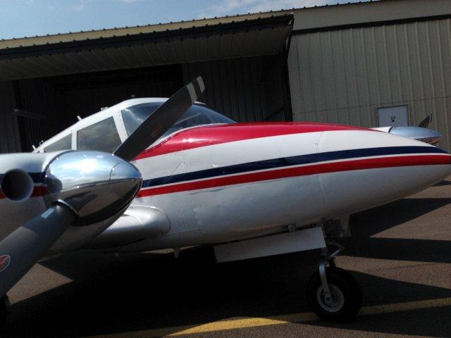 1966 Piper Twin Comanche
