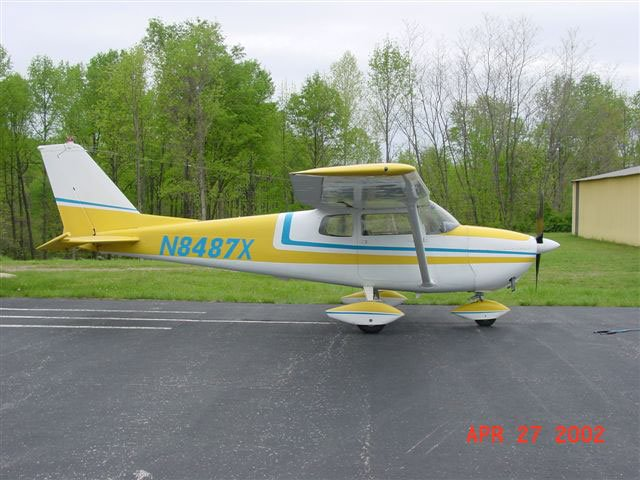 1962 Cessna 172c Skyhawk For Sale