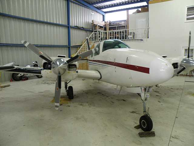 1981 Beech 58 Baron For Sale